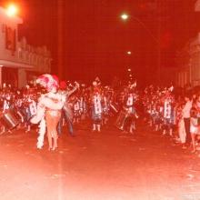 Desfile da Escola de Samba