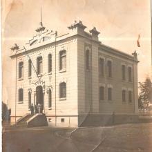 Fórum da Comarca e Cadeia Pública, 1916.
