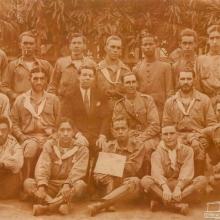 Voluntários da Revolução Constitucionalista de 1932.