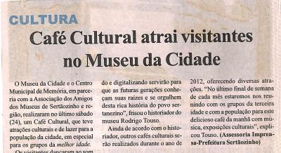 Jornal Agora Sertaozinho e Regiao - 31 mar 2012