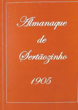Almanaque de Sertãozinho - 1905