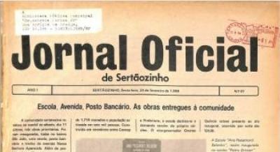 Os atos da Administração Municipal na versão digital