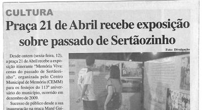 Jornal Agora - 13 mar 2010