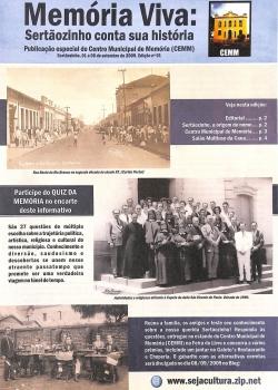 Memória Viva - Sertãozinho conta sua história - Edição 01