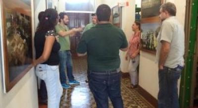 Centro Municipal de Memória recebe profissionais do Instituto Cultural Engenho Central