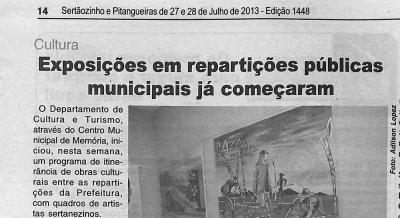 Jornal Momento Atual - 27 e 28 jul 2013