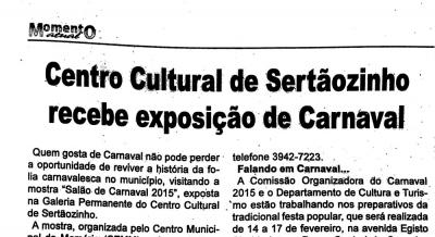 Jornal Momento Atual - 16 a 18 jan 2015