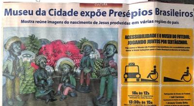 Jornal Agora Sertãozinho e Região - 08 dez 2012
