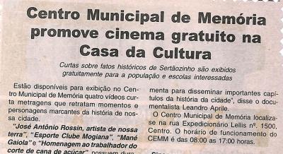 Jornal Momento Atual 19 e 20 fev 2011