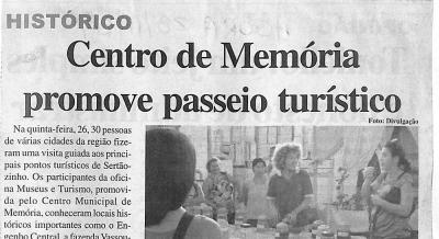 Jornal Agora Sertãozinho e Região 28 nov 2009