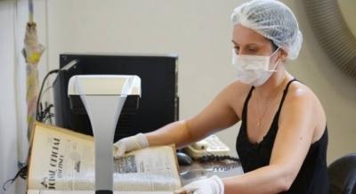 Centro Municipal de Memória promove amplo trabalho de digitalização de documentos históricos de Sertãozinho