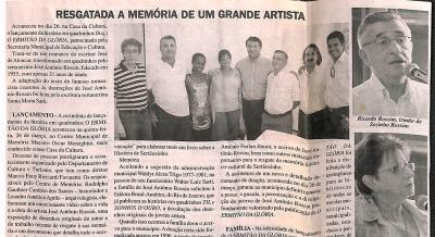 Jornal Momento Atual 28 e 29 mar 2009