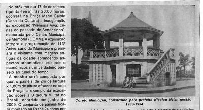 Jornal Agora Sertãozinho e Região 12 dez 2009