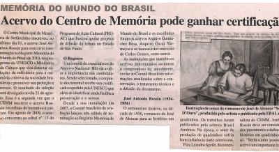 Jornal Agora Sertãozinho e Região - 05 jun 2010