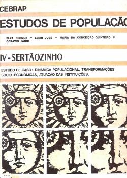 Estudos de população - CEBRAP - IV - Sertãozinho