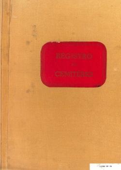 Registro Cemitério - 1996 a 1999