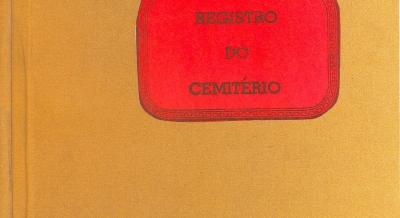 Registro Cemitério - 2009 a 2015