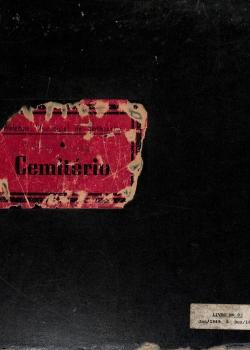 Registro Cemitério - 1949 a 1965