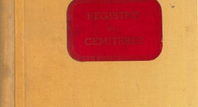 Registro Cemitério - 1993 a 1996