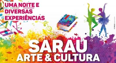 Sarau Arte & Cultura