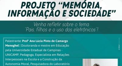 Memória, Informação e Sociedade