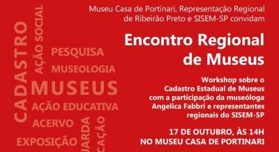 Vem aí o Encontro Regional de Museus!