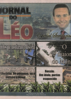 Jornal do Léo especial Sertãozinho 2010