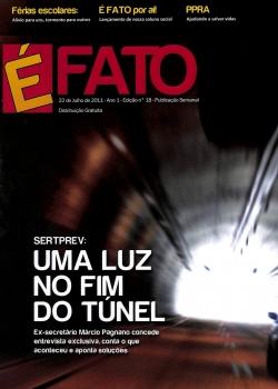 22 de julho 2011 ed. nº 18