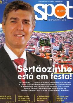 Revista Spot Novembro 2007