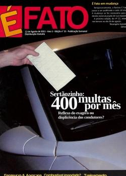 12 de agosto 2011 ed. nº 21