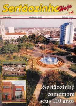 Revista Sertãozinho hoje 05 de dezembro 2006